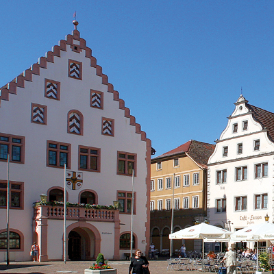 Bad Mergentheim Markt